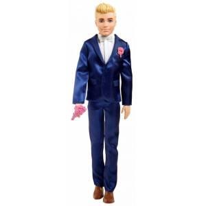 Кукла Barbie Кен Жених в свадебном костюме