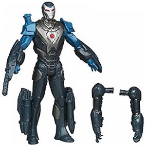 Марвел Железный Человек 3 (разборная фигурка, размер около 10 см)