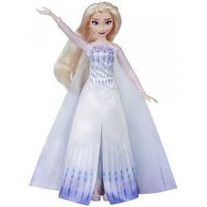 Поющая Эльза Elsa из мультфильма Холодное Сердце Frozen