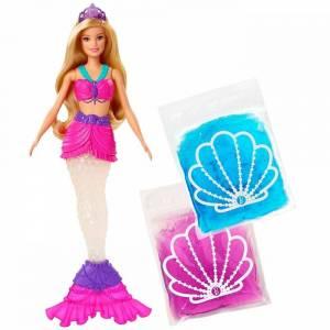 Barbie (Mattel) Barbie Dreamtopia Кукла Русалочка со слаймом.