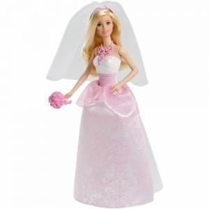 """Великолепная кукла Barbie """"Сказочная невеста Барби"""