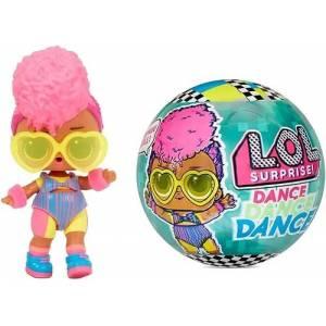 L.O.L. Surprise Lights series 2. Dance Dance Dance: неоновые малышки