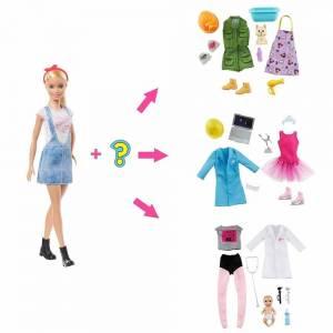 Набор «Профессия-сюрприз» куклаBarbie Барби