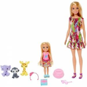 Куклы Barbie Барби и Челси