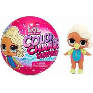 """Игровой набор с куклой L.O.L. Surprise! серии """"Color Change"""" – Сюрприз"""