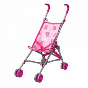 Металлическая коляска для кукол
