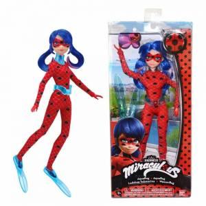 Кукла Miraculous Ladybug Леди Баг Дайвер