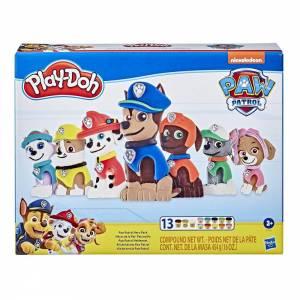 Набор игровой Play-Doh Плейдо Щенячий патруль