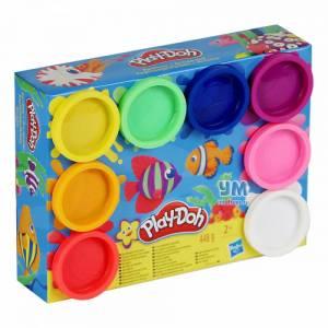 Набор игровой Play-Doh Плэйдо 8цветов в ассортименте