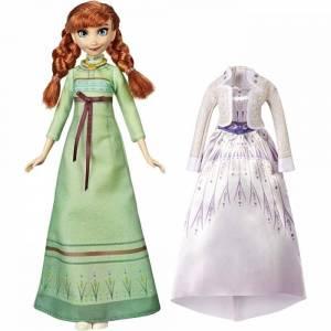 Кукла Анна с дополнительным нарядом из серии Disney Princess Холодное сердце 2, Hasbro,