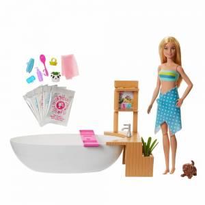 Набор Барби Barbie Спа-Салон Ванна
