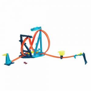 Трек Hot Wheels Track builder Бесконечная петля